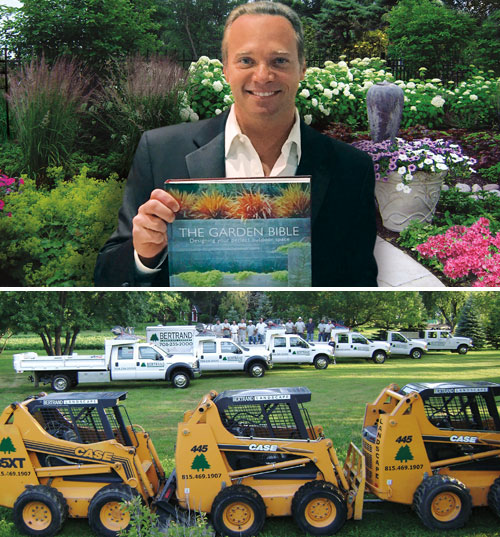 About my Company - Bertrand Landscape We Design And Build Your Outdoors