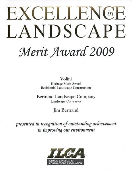 Bertrand Landscape