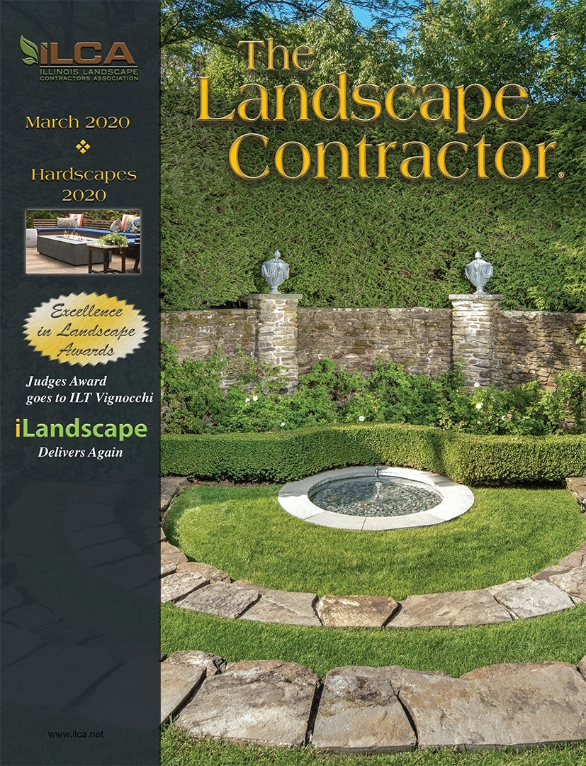 Article in The Landscape Contractor